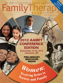 FTM May/June 2012: Women Evolving Roles in Society & Family