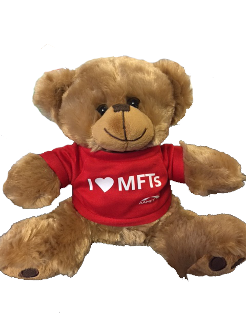 I Heart MFTs Teddy Bear