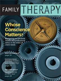 FTM: Sept/ Oct Whose Conscience Matters 2013